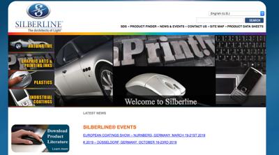 Silberline screen capture