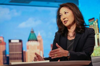 Morgan Stanley gathers its top women to plan lifting their