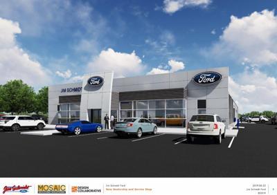 Jim Schmidt Auto replacement Ford dealership