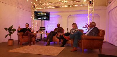 Founders Spark Power Circle celebration panel discussion