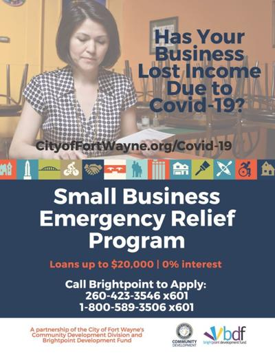 Relief for small businesses