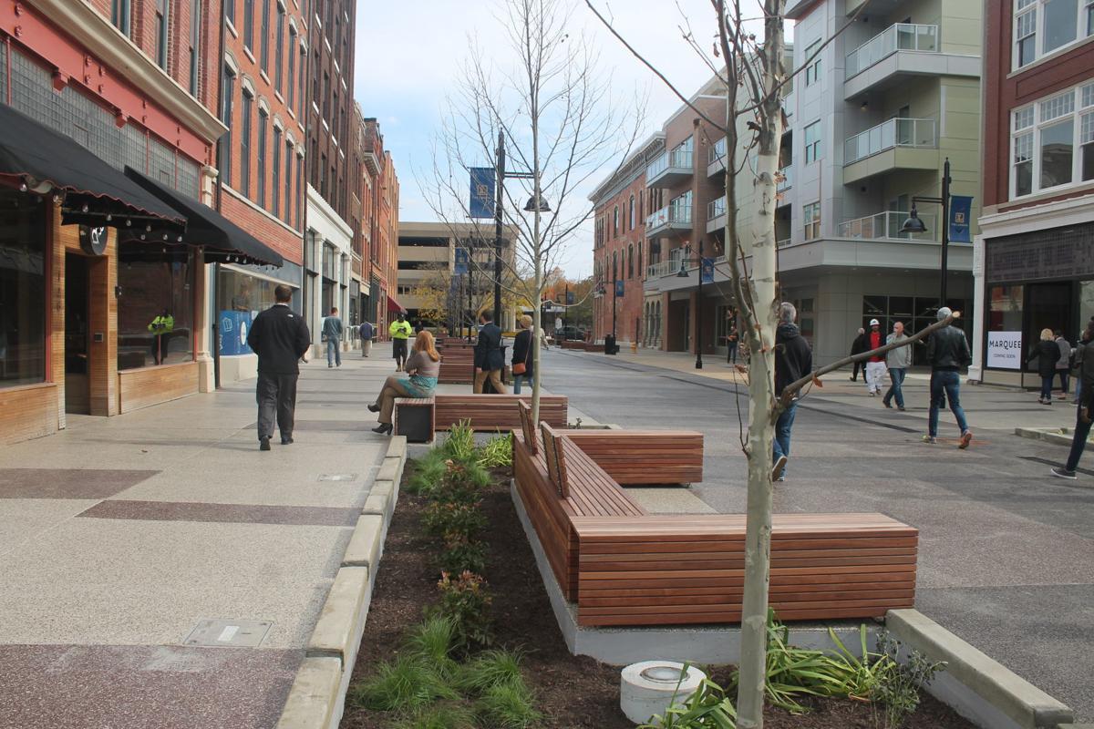 Streetscape open