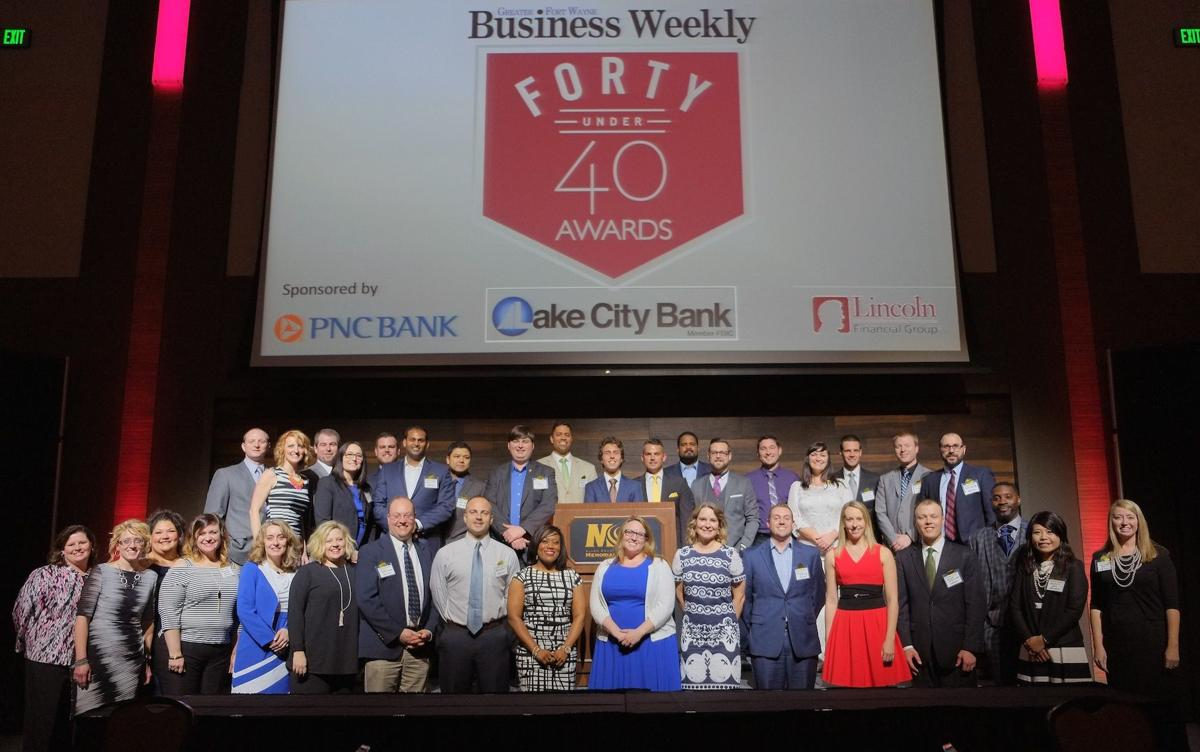2016 Forty Under 40 Awards | Featured | fwbusiness com