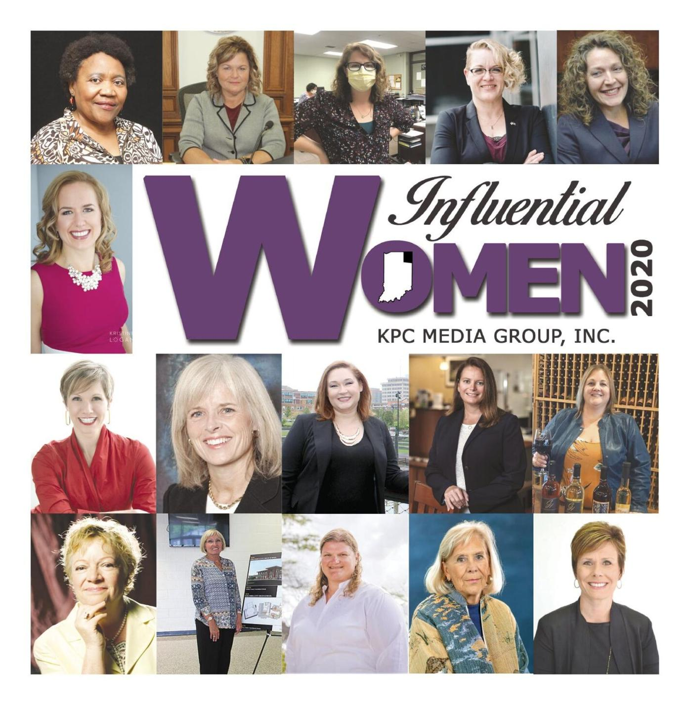 KPC Media's Influential Women 2020