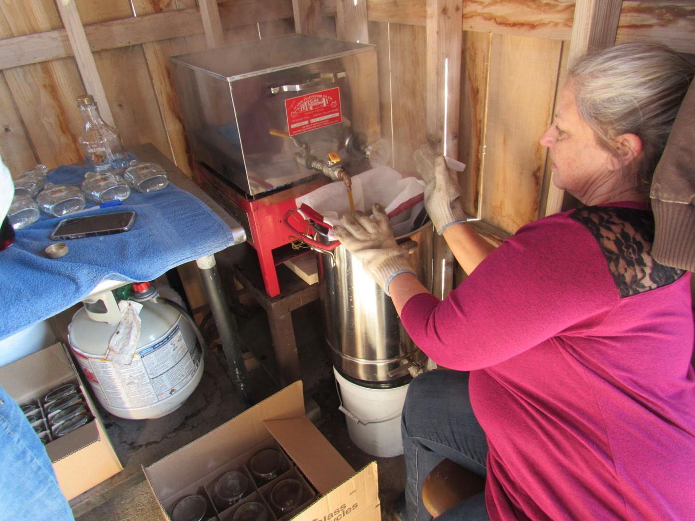 Jackson farm maple syrup