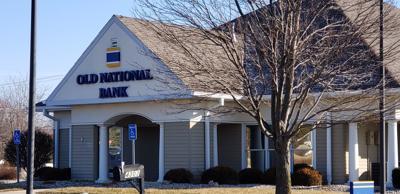 Old National Bank branch at 4303 Lahmeyer Road