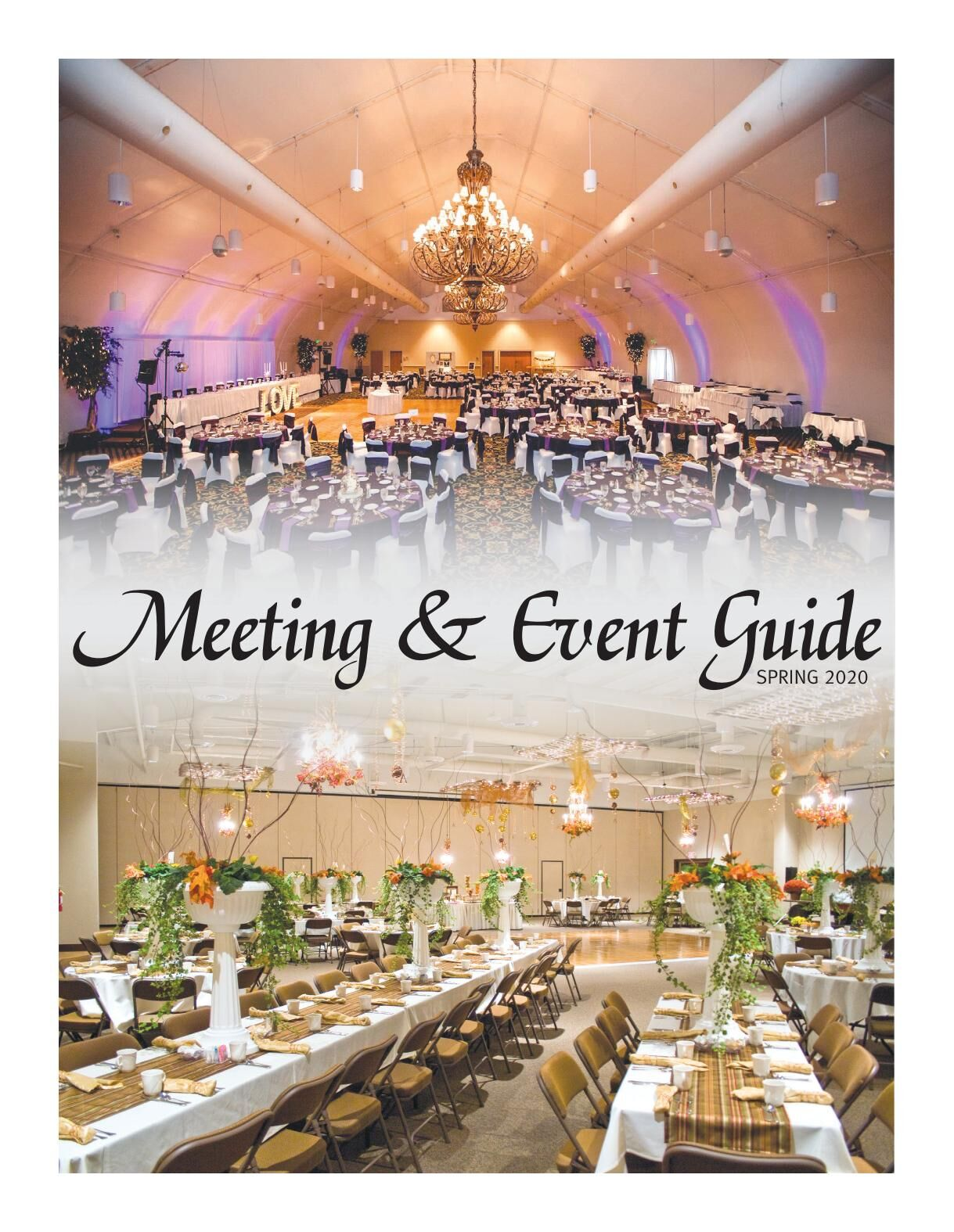 Greater Fort Wayne Business Weekly Meeting and Event guide spring