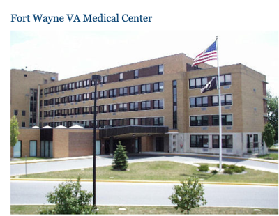 Fort Wayne's VA medical center