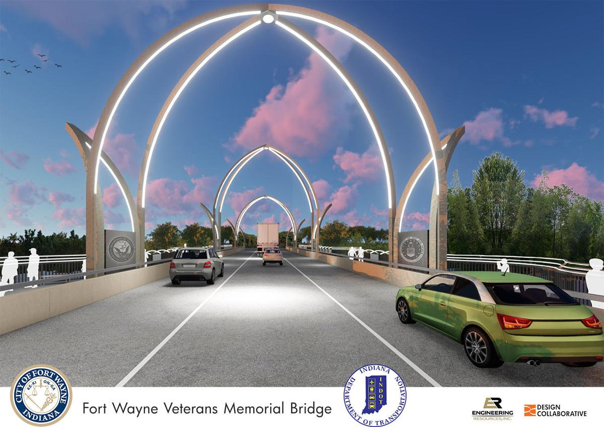 Image of new bridge