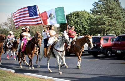 Ligonier Community Fiesta parade