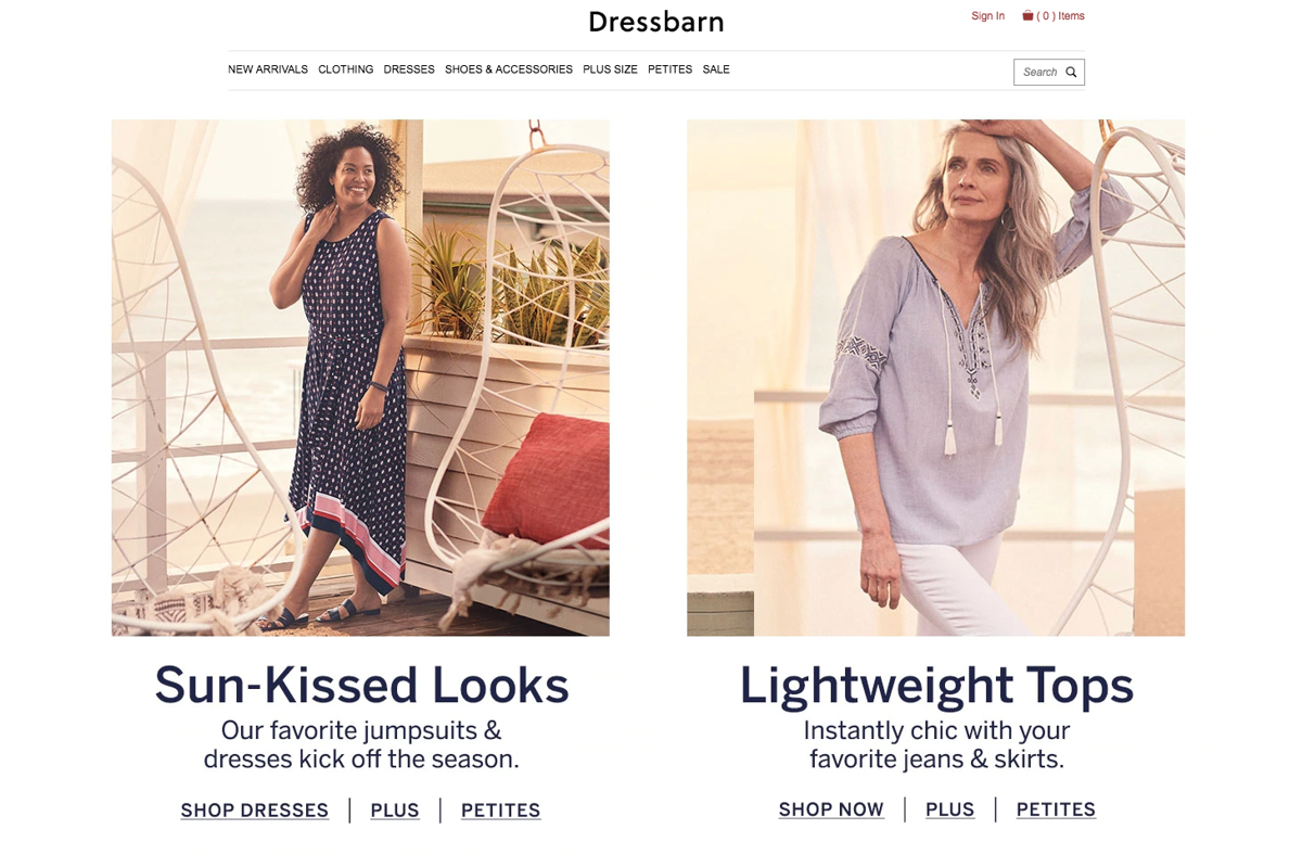 DressBarn women\'s clothing stores to close | Fwbusiness ...