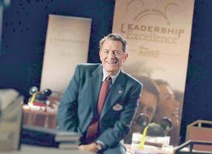 Of mouse and men: Disney veteran talks leadership