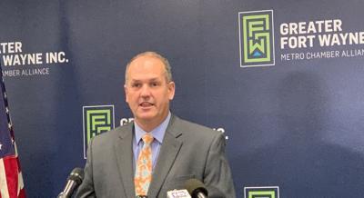 Greater Fort Wayne President and CEO John Urbahns