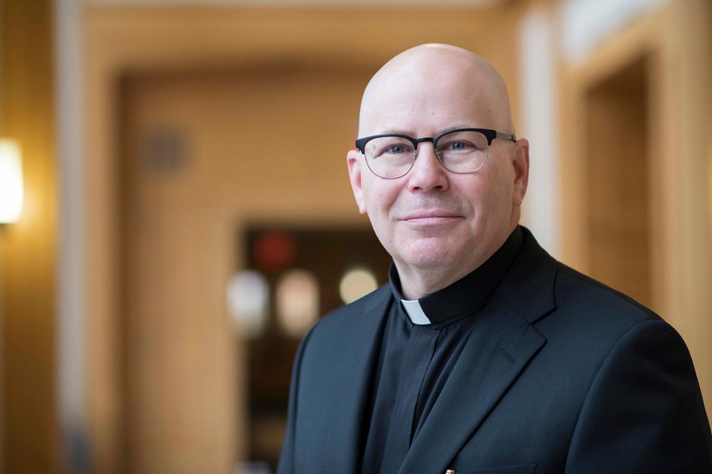 The Rev. Eric Albert Zimmer