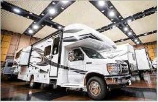 Study shows RV industry's impact