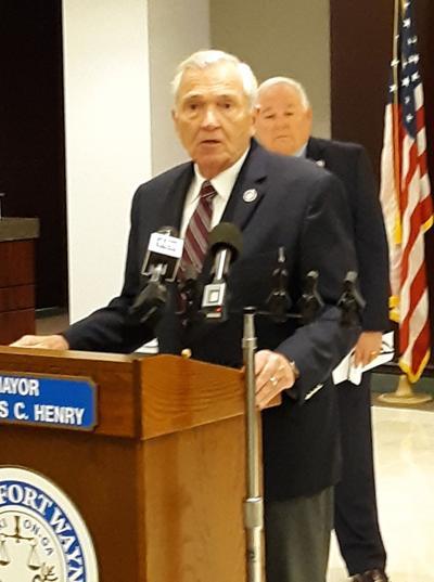 Mayor unveils 2021 city budget