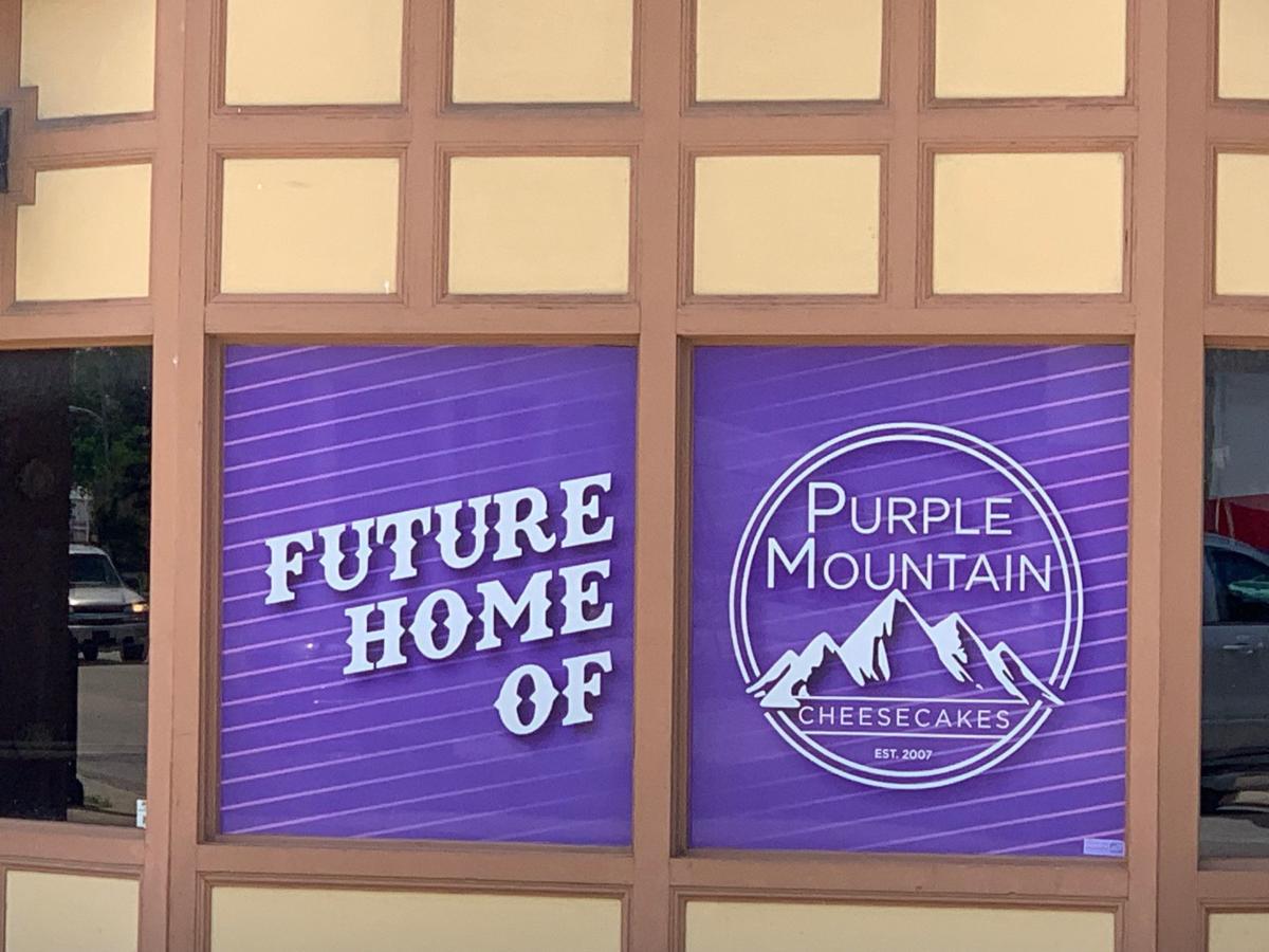 Purple Mountain Cheesecakes
