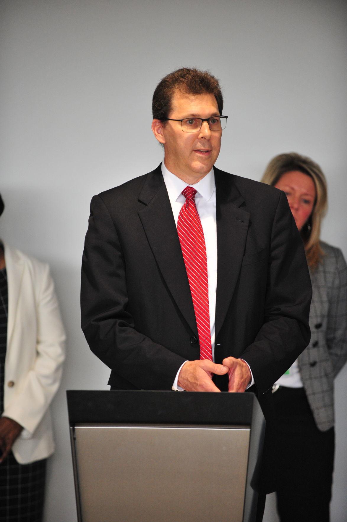 Northwest Allen County Schools Superintendent Chris Himsel