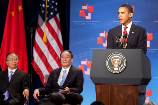 US presidential candidate Barack Obama has 50% support