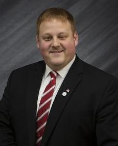 Columbia City Mayor Ryan Daniel