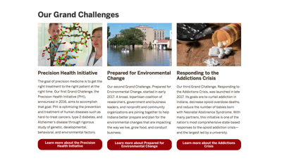 IU Grand Challenges