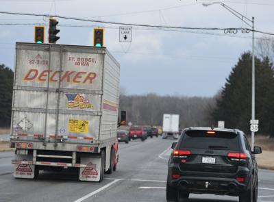U.S. 30 traffic