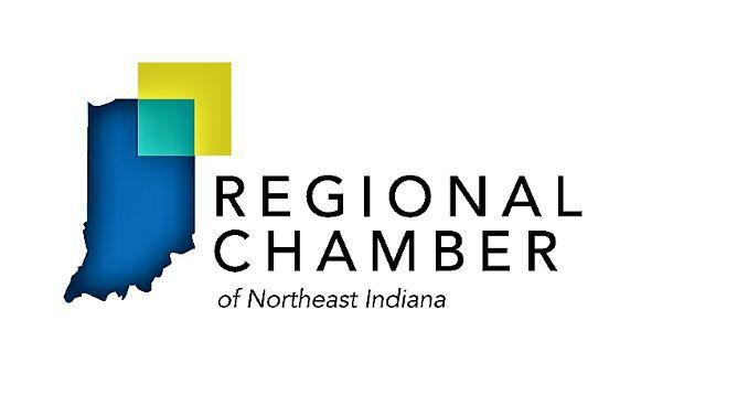 Regional Chamber of Northeast Indiana logo