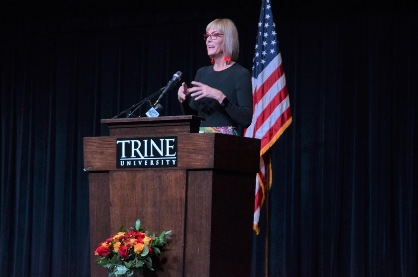 Lt. Gov. Suzanne Crouch