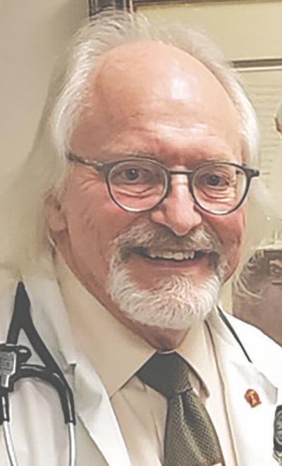 Dr. Mark Souder, DeKalb County health officer