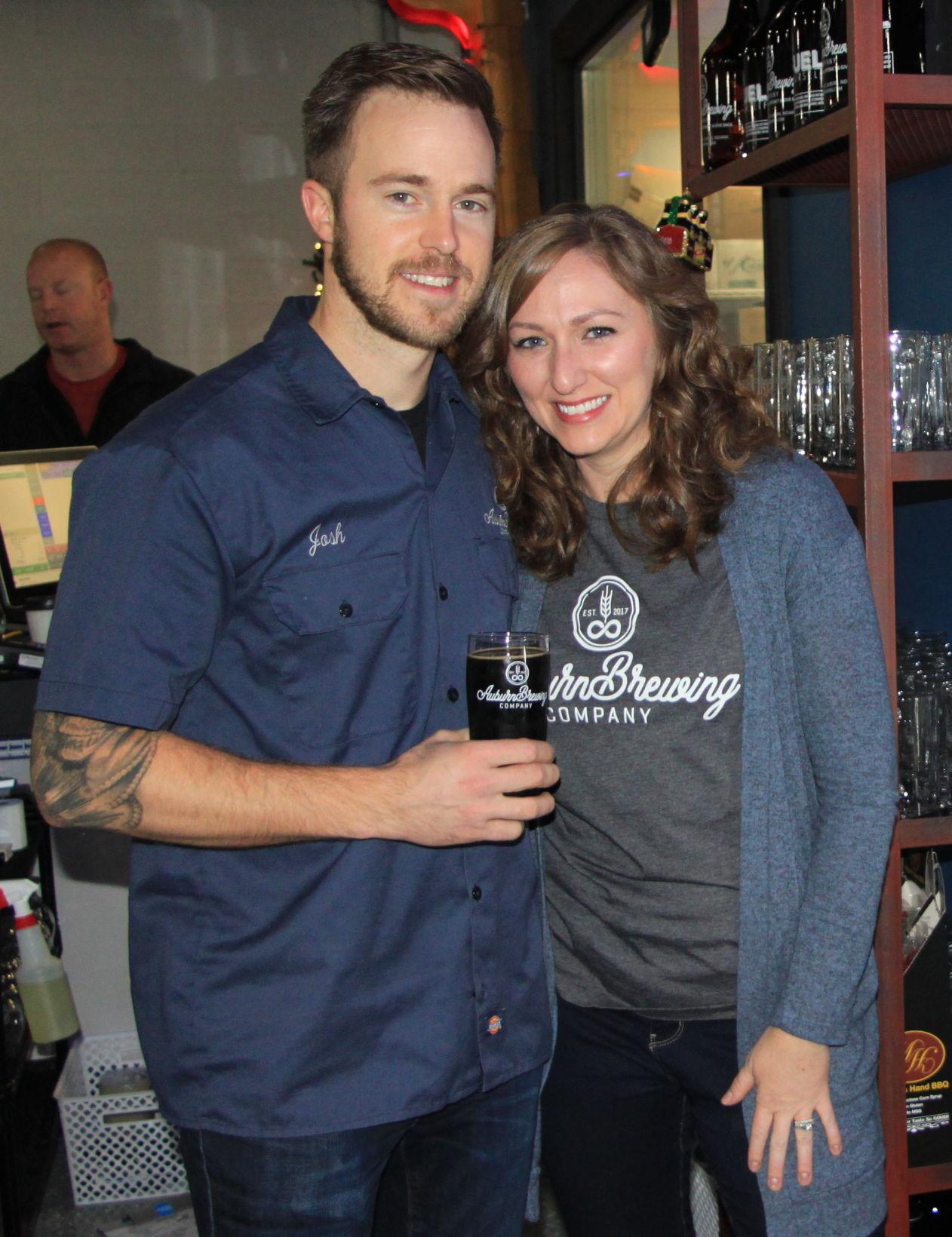 Metcalfs open Auburn Brewing Company