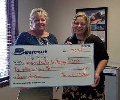 Beacon Credit Union donation
