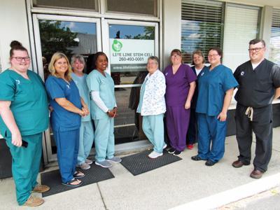 Life Line Stem Cell staff