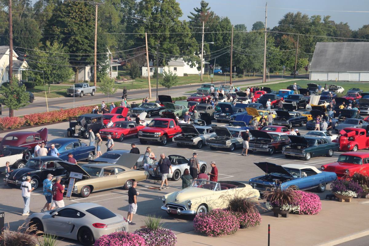 Cars & Coffee at Auburn Cord Duesenberg Automobile Museum