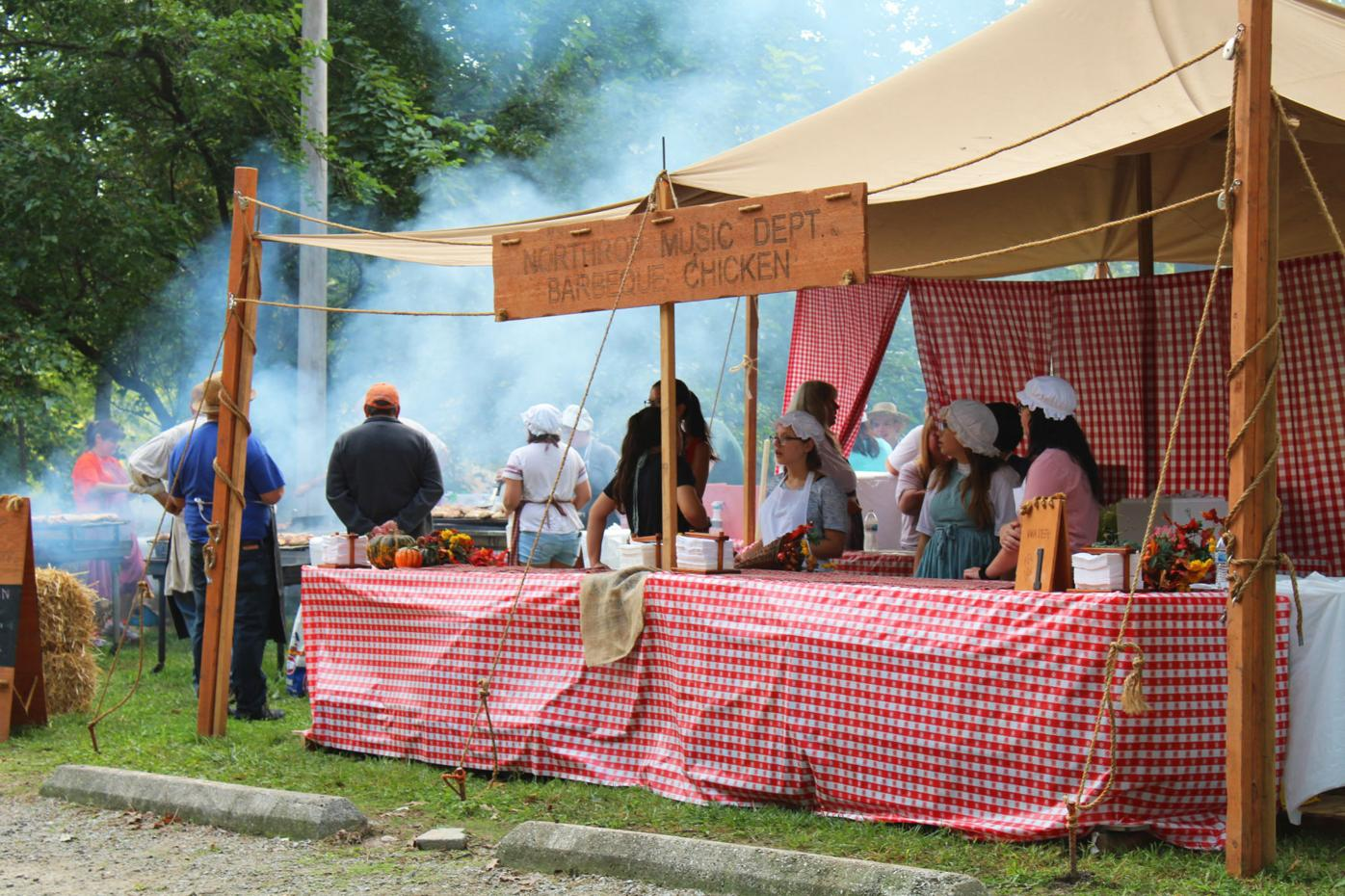 Northrop Music Department food vendor