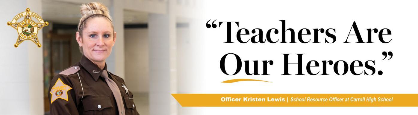 Officer Kristen Lewis