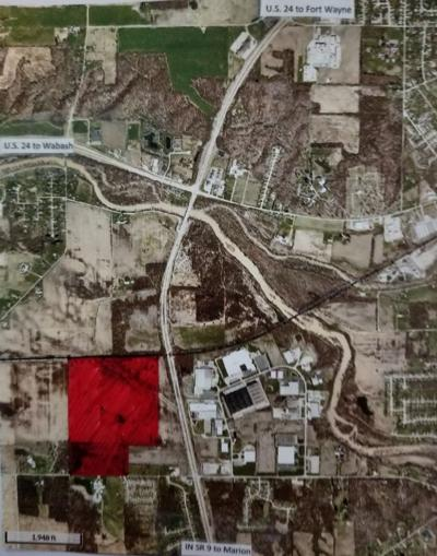 Property purchased just west of Riverfork Industrial Park