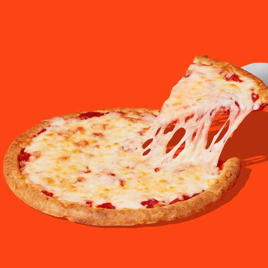 Banza Pizza Four Cheese Slice