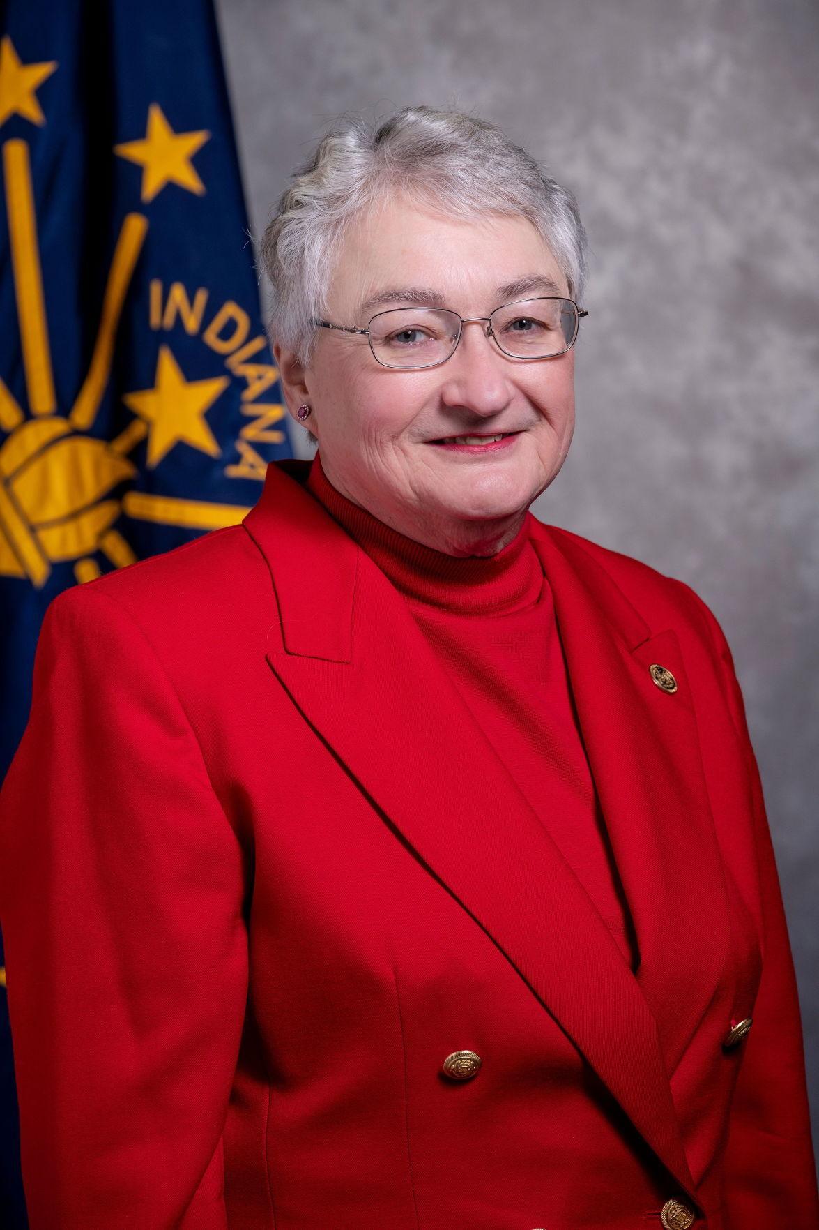 Indiana Sen. Sue Glick, R-LaGrange,