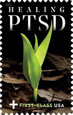 New Healing PTSD stamp