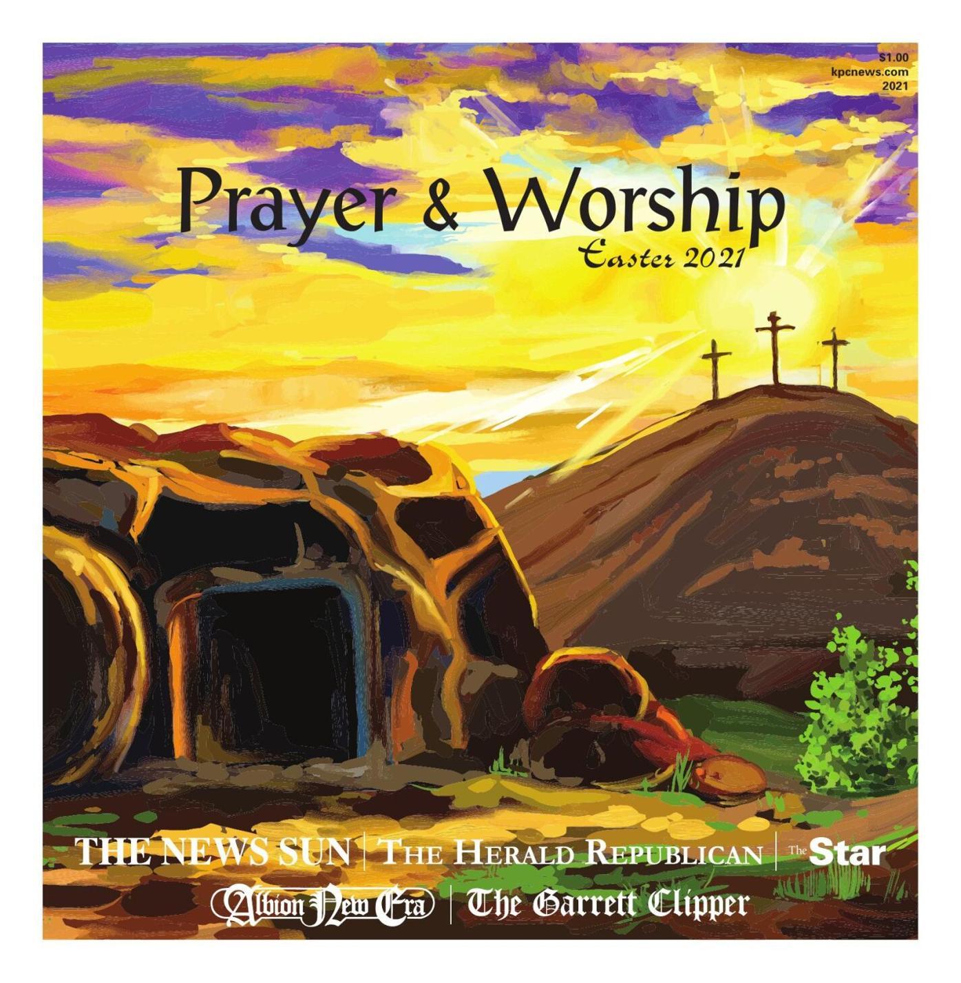 Prayer and Worship Easter 2021