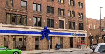 Centier Bank is locating its second Fort Wayne branch downtown