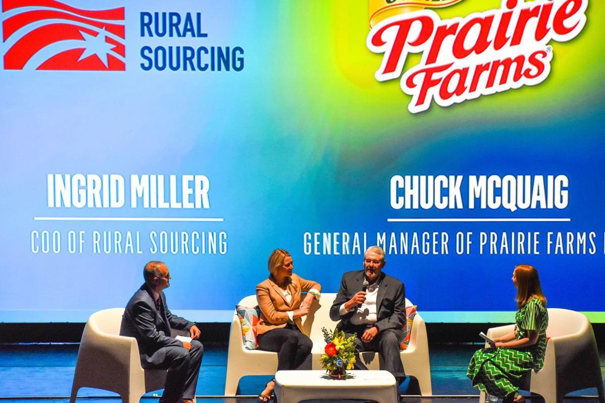 Rural Sourcing and Prairie Farms