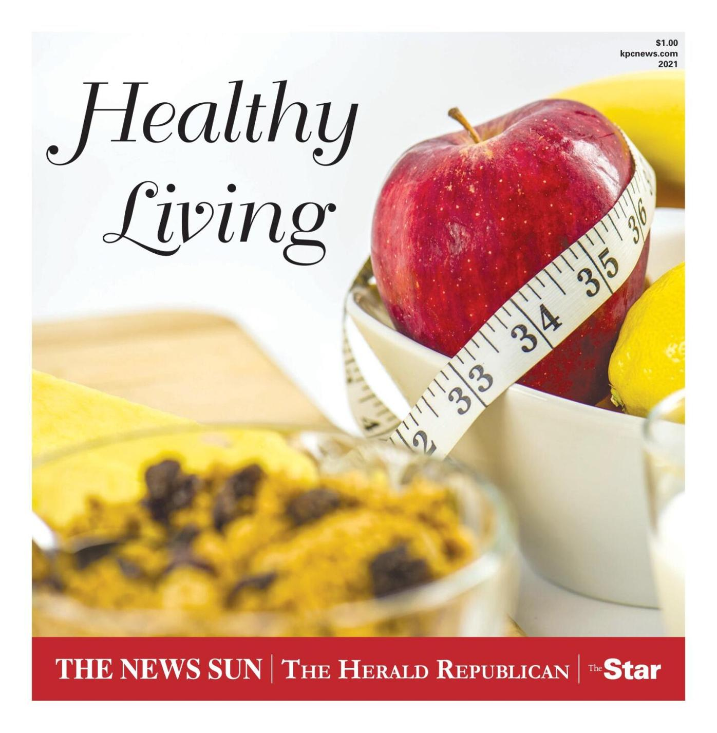 Healthy Living Spring 2021