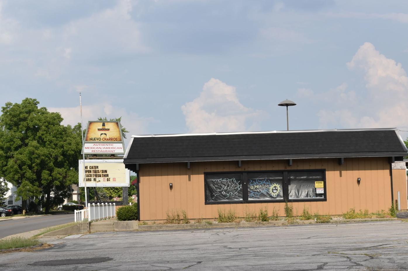 Former restaurant