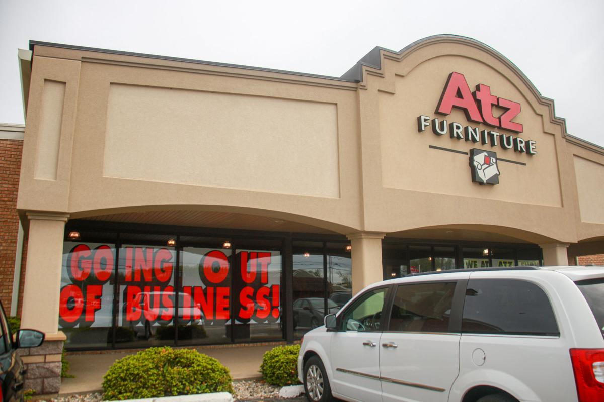 Atz Furniture going out of business