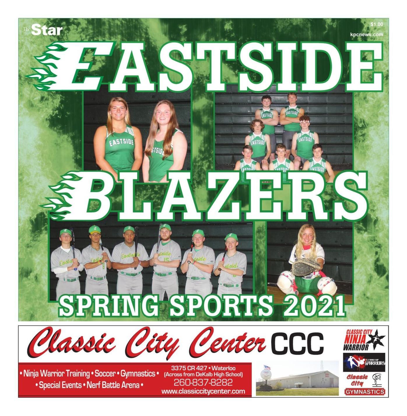 Eastside Sports Spring 2021