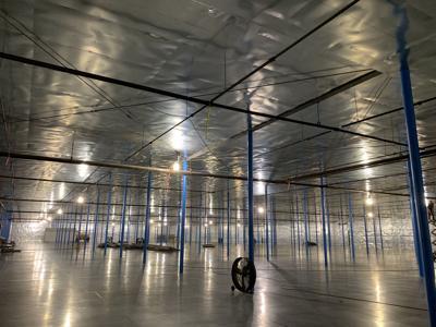 Inside the data center