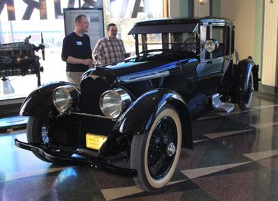 First Duesenberg at ACDA Museum