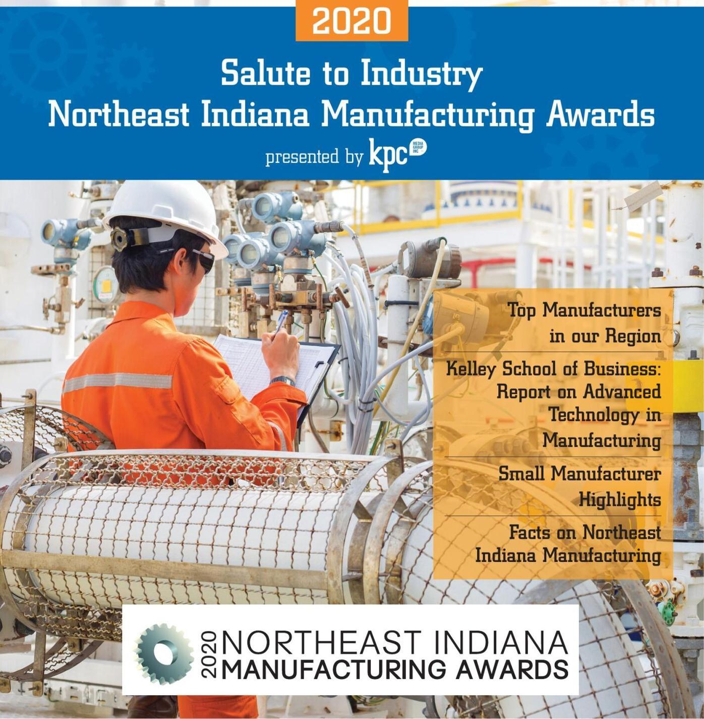 2020 Northeast Indiana Manufacturing Awards