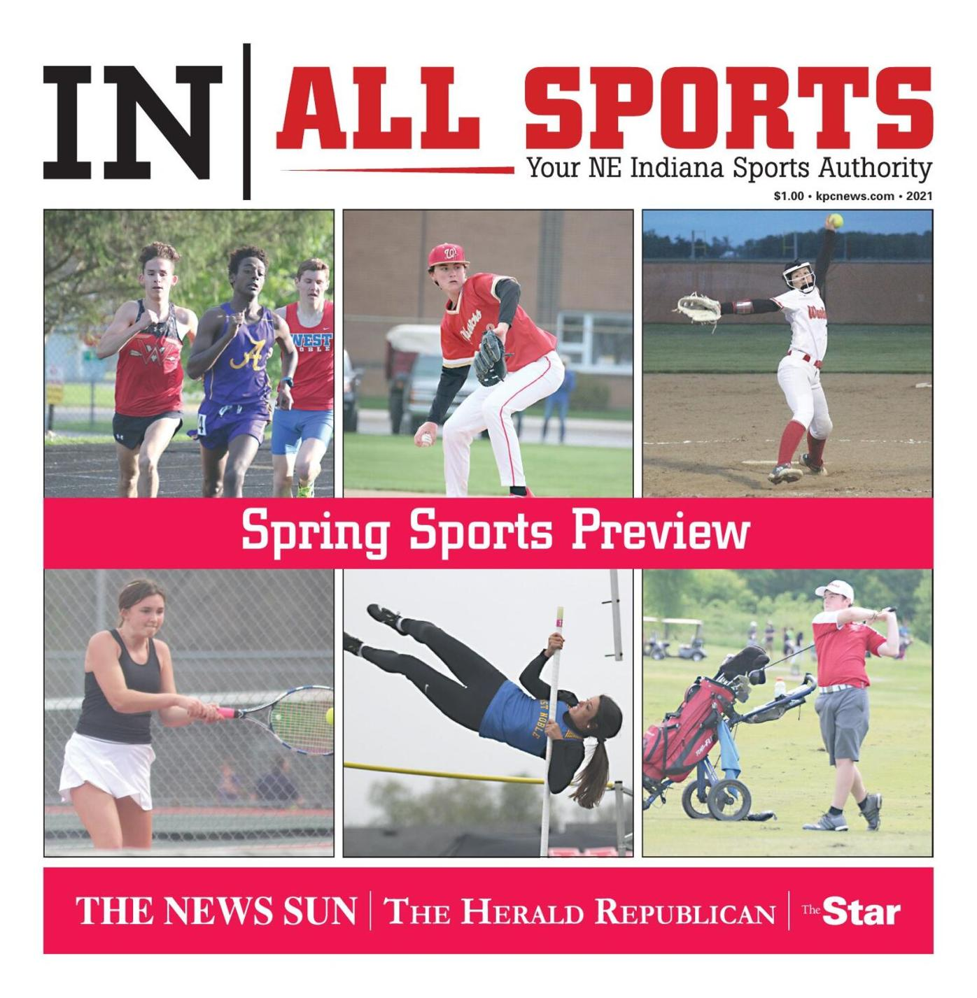 All in Sports Spring 2021